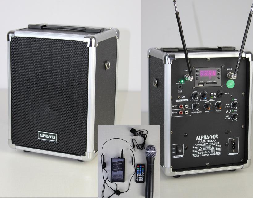Portable wireless pa sound system best